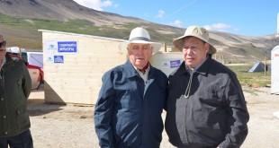 Entrevista al Alcalde de San Clemente Don Juan Rojas Vergara en Paso Pehuenche