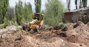 Trabajos realizados por la Dirección de Obras Públicas