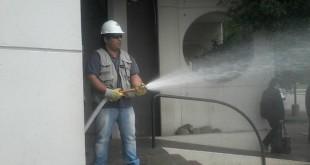 Actividades del departamento de seguridad e higiene y salud ocupacional SH&SO