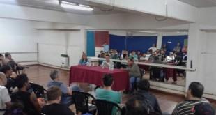 Tercera reunión del Concejo Deportivo