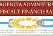 DECL EMERG ADMIN FISCAL Y FINANC2016