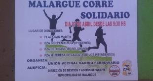 Malargüe Corre Solidario