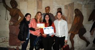 Una Malargüina fue distinguida por la Universidad del Aconcagua