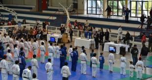 Primer Torneo Abierto de JUDO