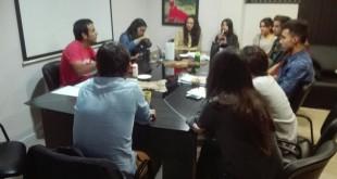 Se realizó el segundo taller de Psicología con los chicos de la Residencia Universitaria