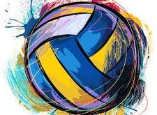 Reunión de la Liga deportiva de Voleibol femenino