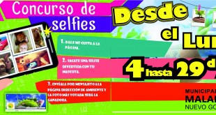 Concurso de selfies con tu mascota!