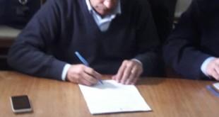 Importante firma de convenio entre la Municipalidad de Malargüe y el Gobierno de Mendoza