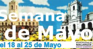 Semana de MAYO, del 18 al 25 de Mayo