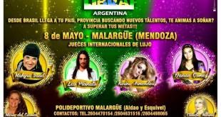 Iberoamericano de Danzas en Malargüe