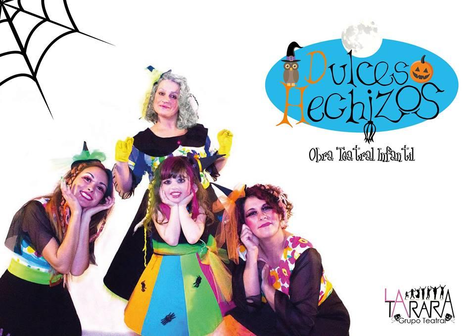 """Dulces Hechizos"" Teatro para toda la familia"