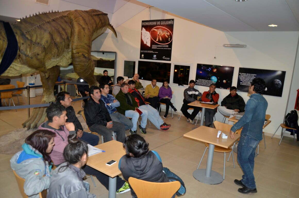 Reunión informativa de Futsal