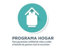 PROGRAMA HOGAR (Garrafa Social)