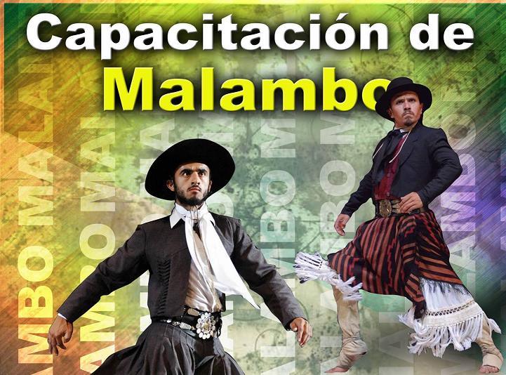 Capacitación gratuita de Malambo