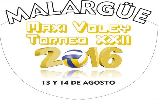 Se realizó el XXII Torneo de Maxivoley en Malargüe