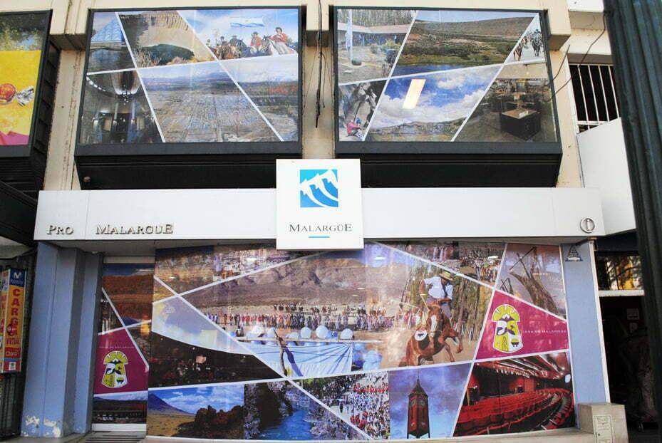 Se completó la primera etapa del cambio de imagen de Casa de Malargüe en Mendoza