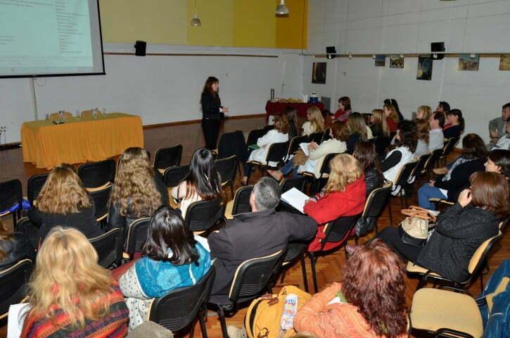 Encuentro de Equipo Técnico de Educadores.