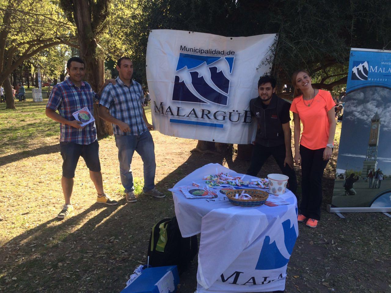 Pro Malargüe San Rafael continúa promocionando Nuestro departamento
