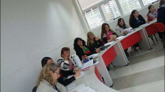 En Desarrollo de Capacidades trabajó la Dirección de Promoción Educativa