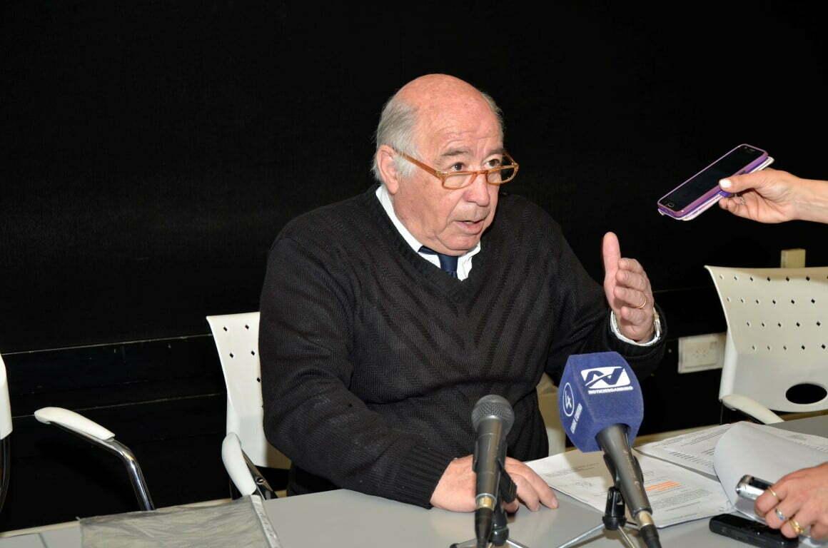 El  Director Anti- Corrupción  Formuló una denuncia por faltante de elementos, en la entrega de la Biblioteca Municipal