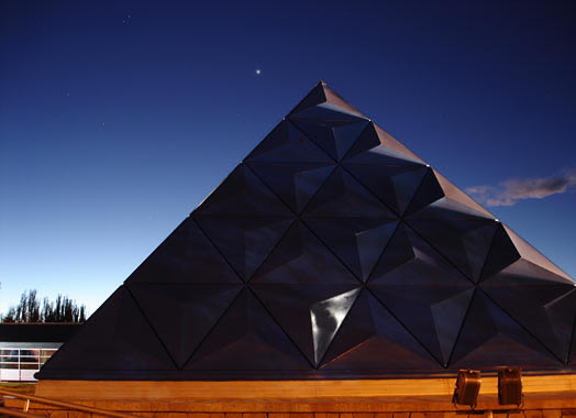Actividades del Complejo Planetario Malargüe