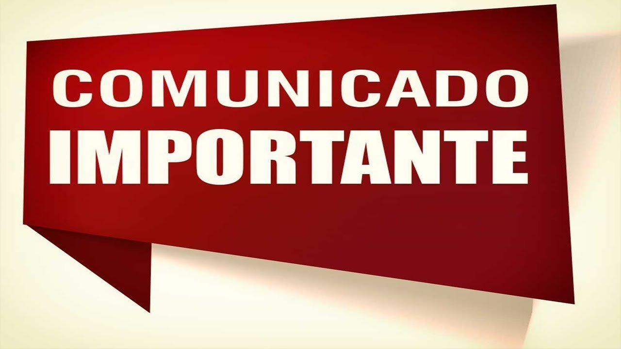 Comunicado importante para empleados municipales
