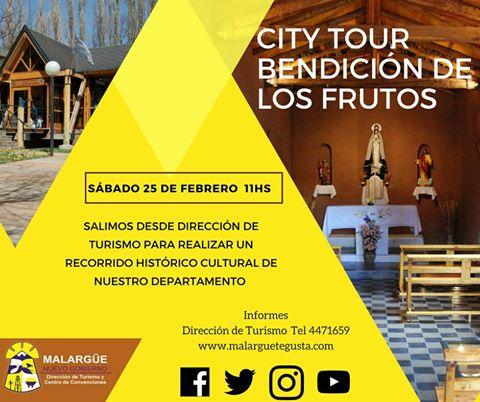 City Tour Bendición de los Frutos