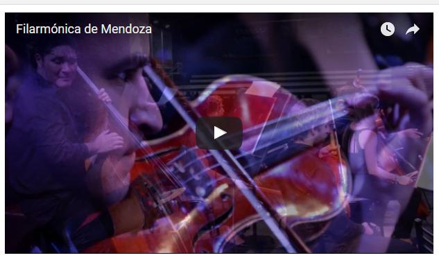 Orquesta Filarmónica de Mendoza en Malargüe (VideoClip)