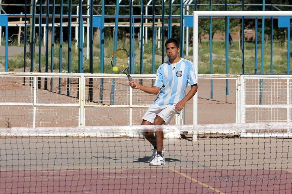 Comienza el Tenis en Malargüe