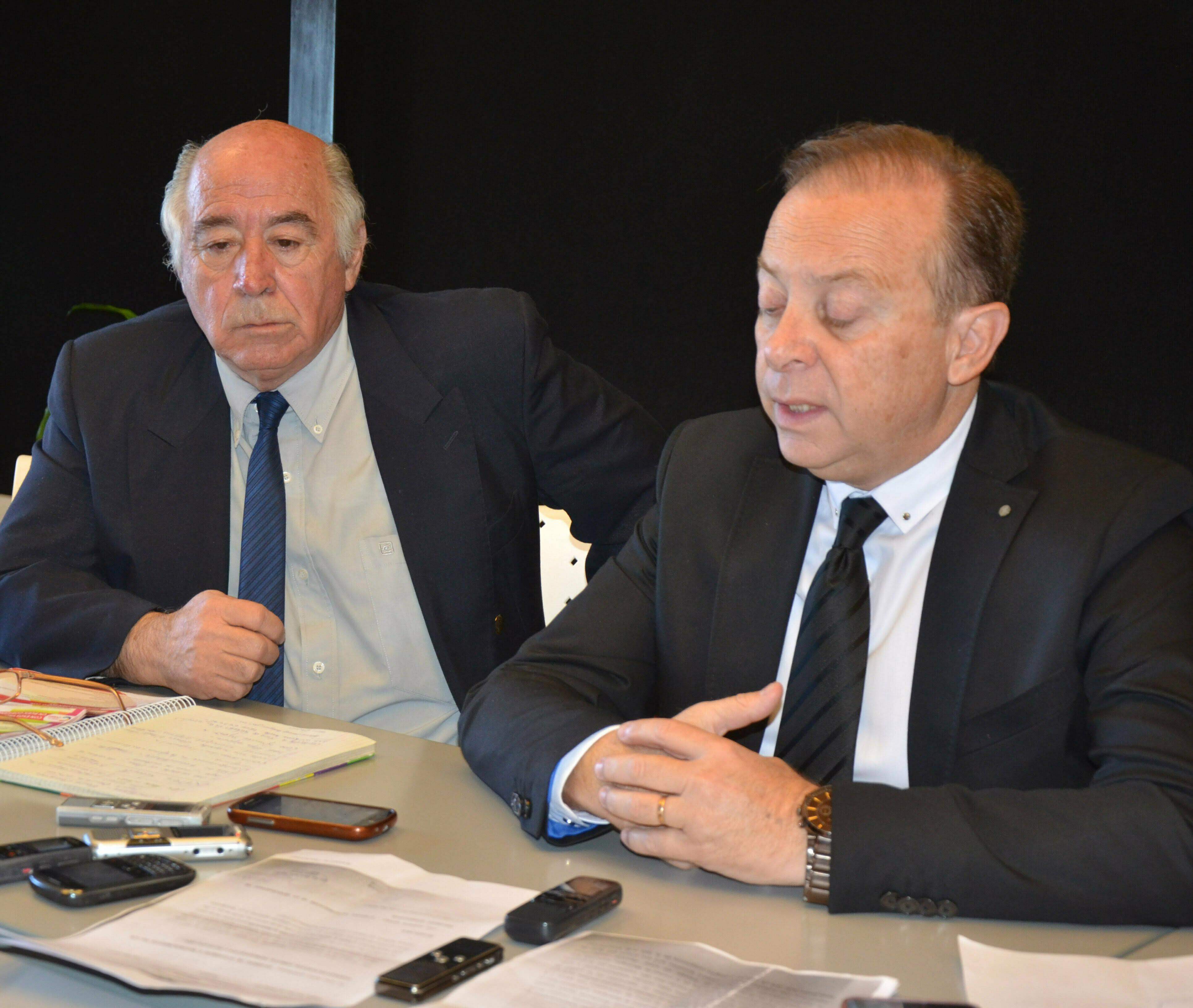 Conferencia de Prensa de la Oficina Anticorrupción