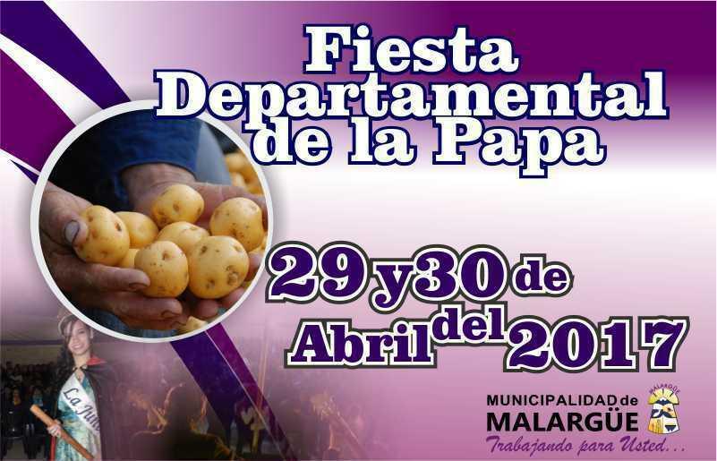 Fiesta Departamental de La Papa