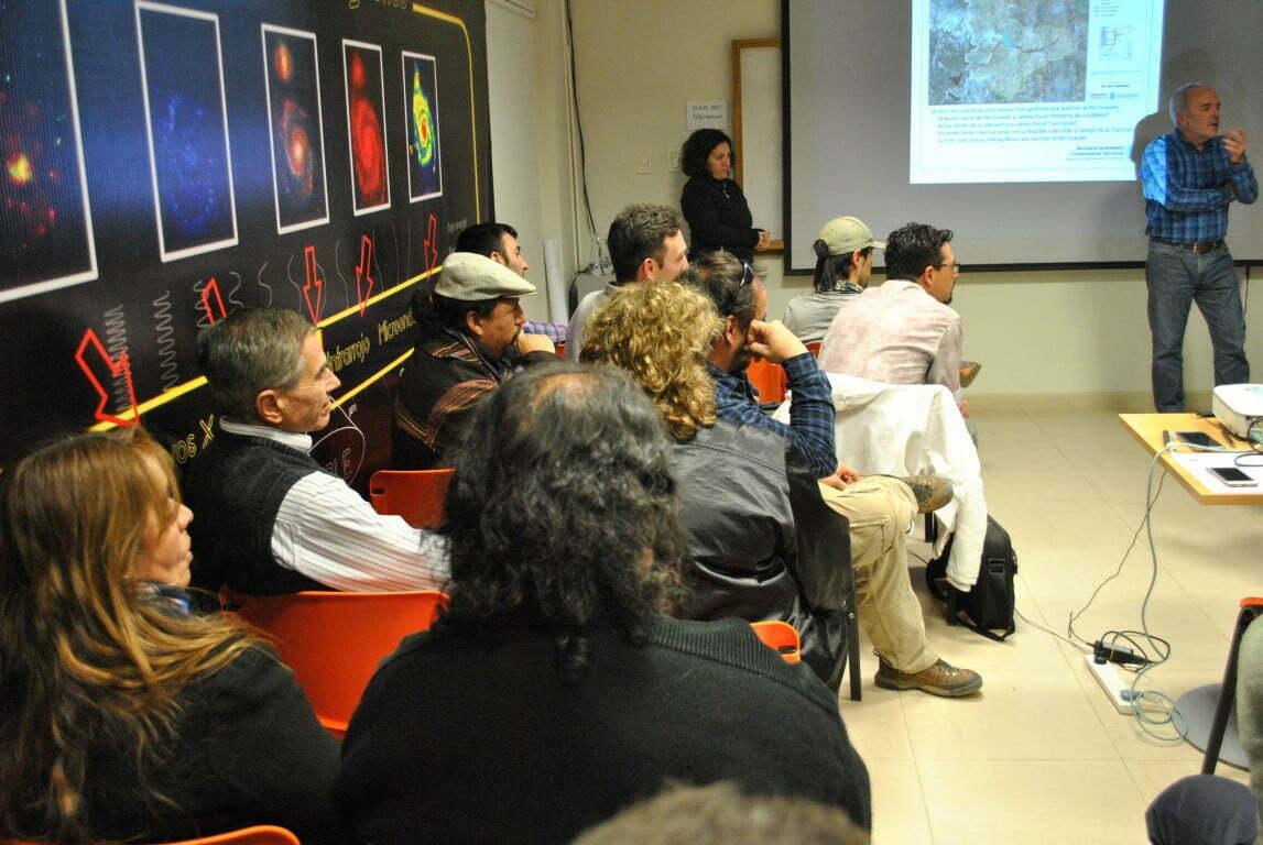 Instituciones locales se interiorizaron del Proyecto Portezuelo