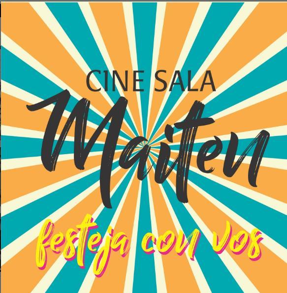 Día del Niño en Cine Maitén