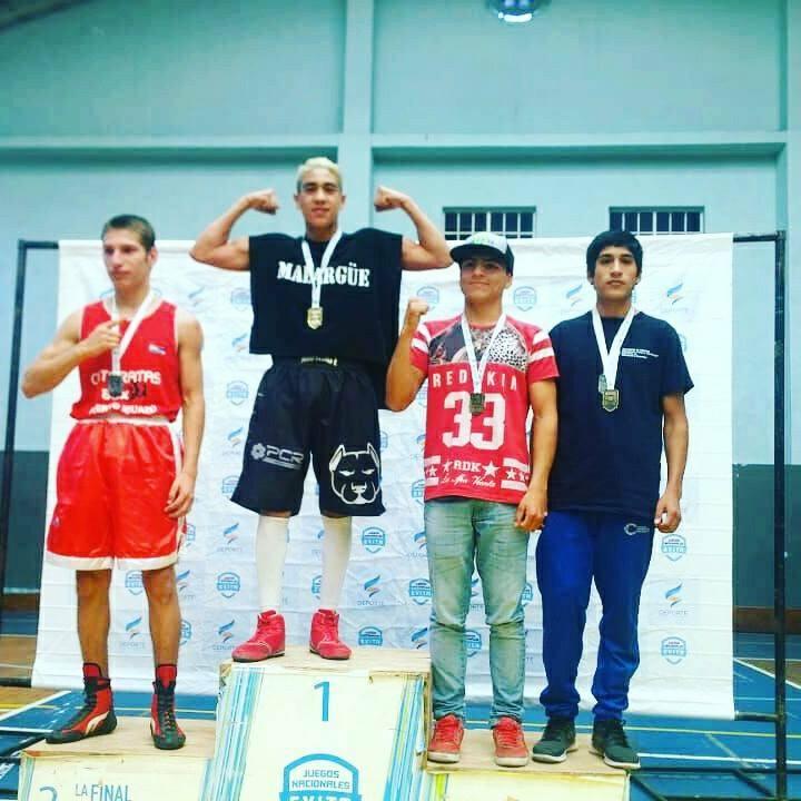 Malargüino Campeón Nacional