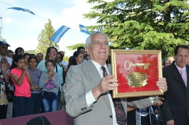 El Intendente Municipal Jorge Vergara Martínez realizó un balance de los dos años de gestión(Audio)