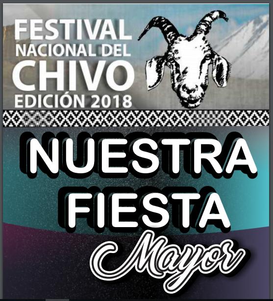 Revista Digital Festival Nacional del Chivo 2018