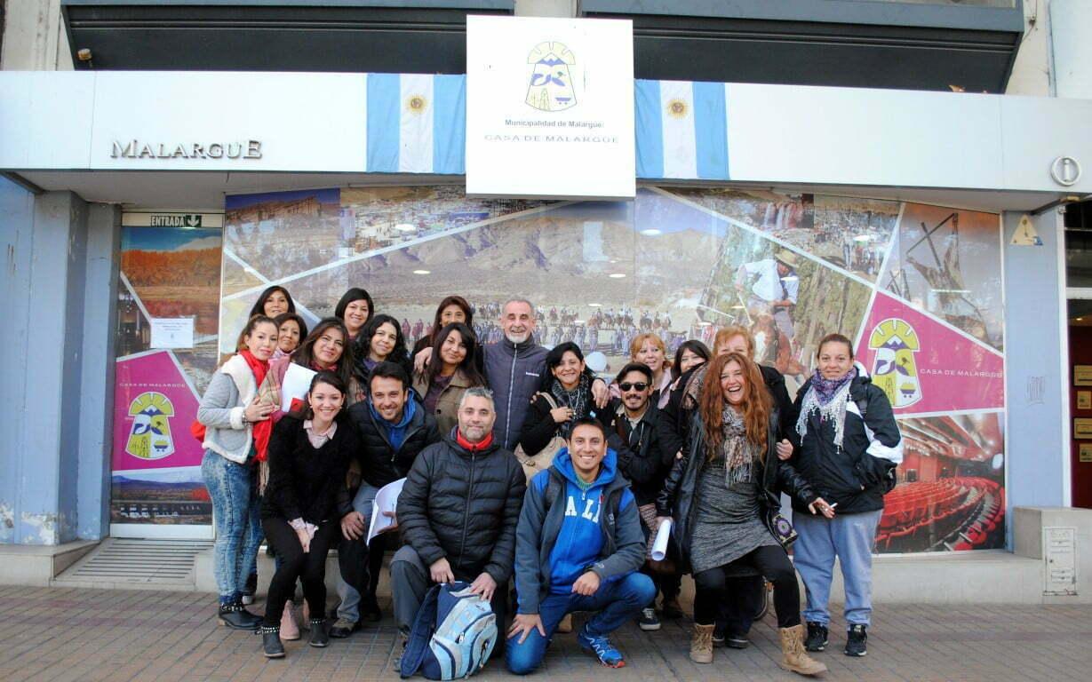 """Coordinadores y regentes de hogares de la DINAF se reunieron para ultimar detalles del programa """"Crecer para Compartir"""""""