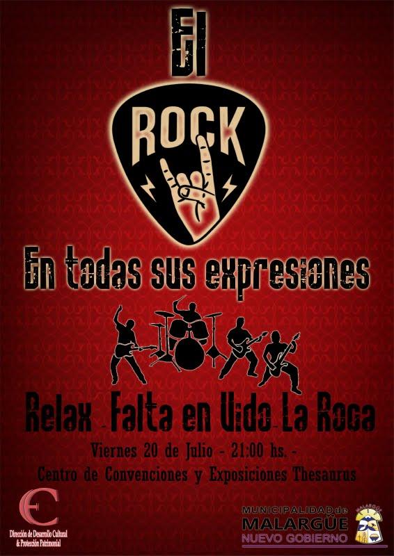 EL ROCK EN TODAS SUS EXPRESIONES