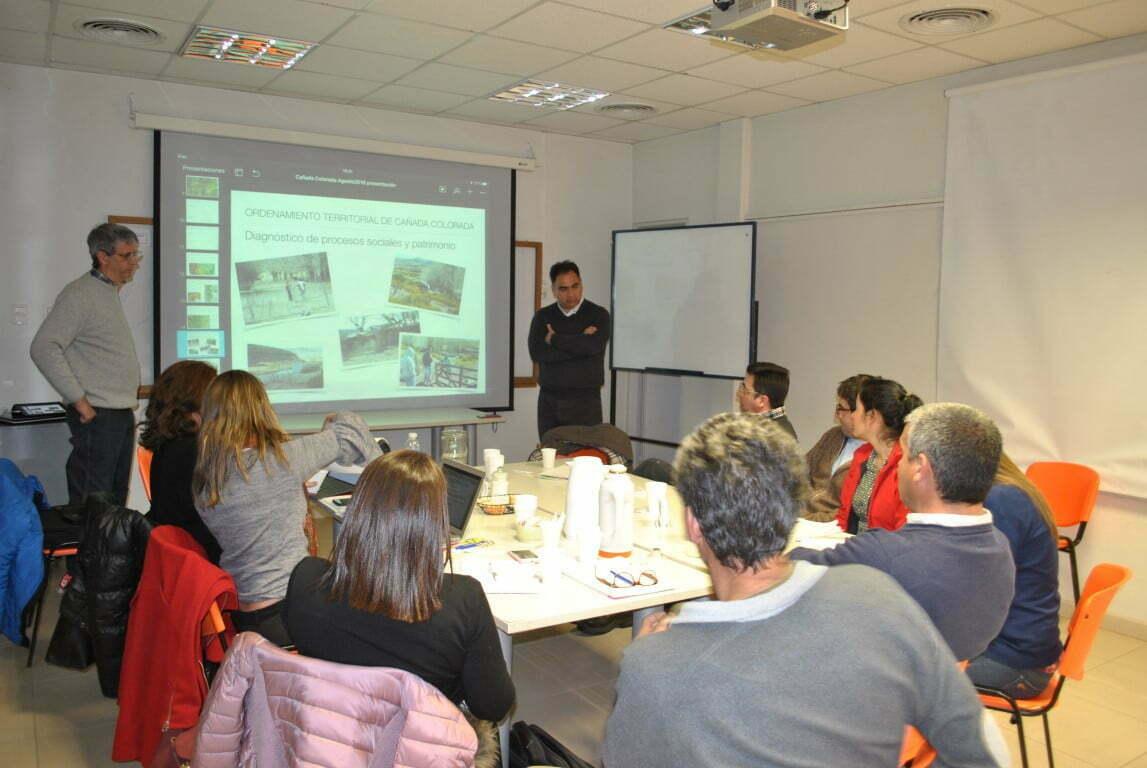 Postulación para financiamiento Internacional del Plan de Ordenamiento de Cañada Colorada
