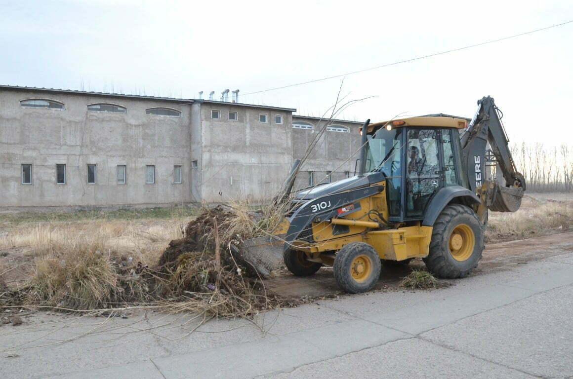 Comunicado Secretaria de Obras, Servicios Públicos y Ambiente.