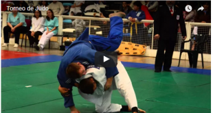Torneo Internacional de Judo en Malargüe (Video)