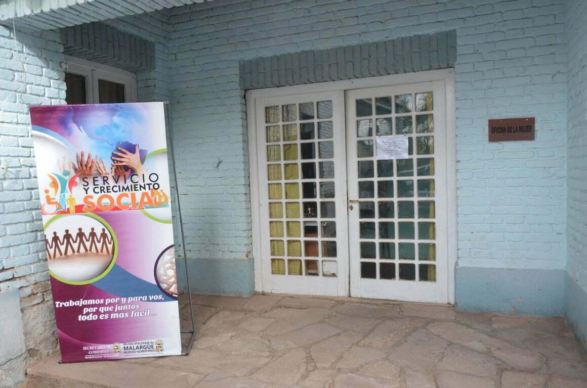Nueva oficina de la mujer en Malargüe.