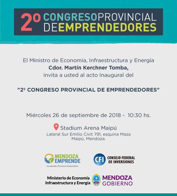 2º Congreso Provincial de Emprendedores