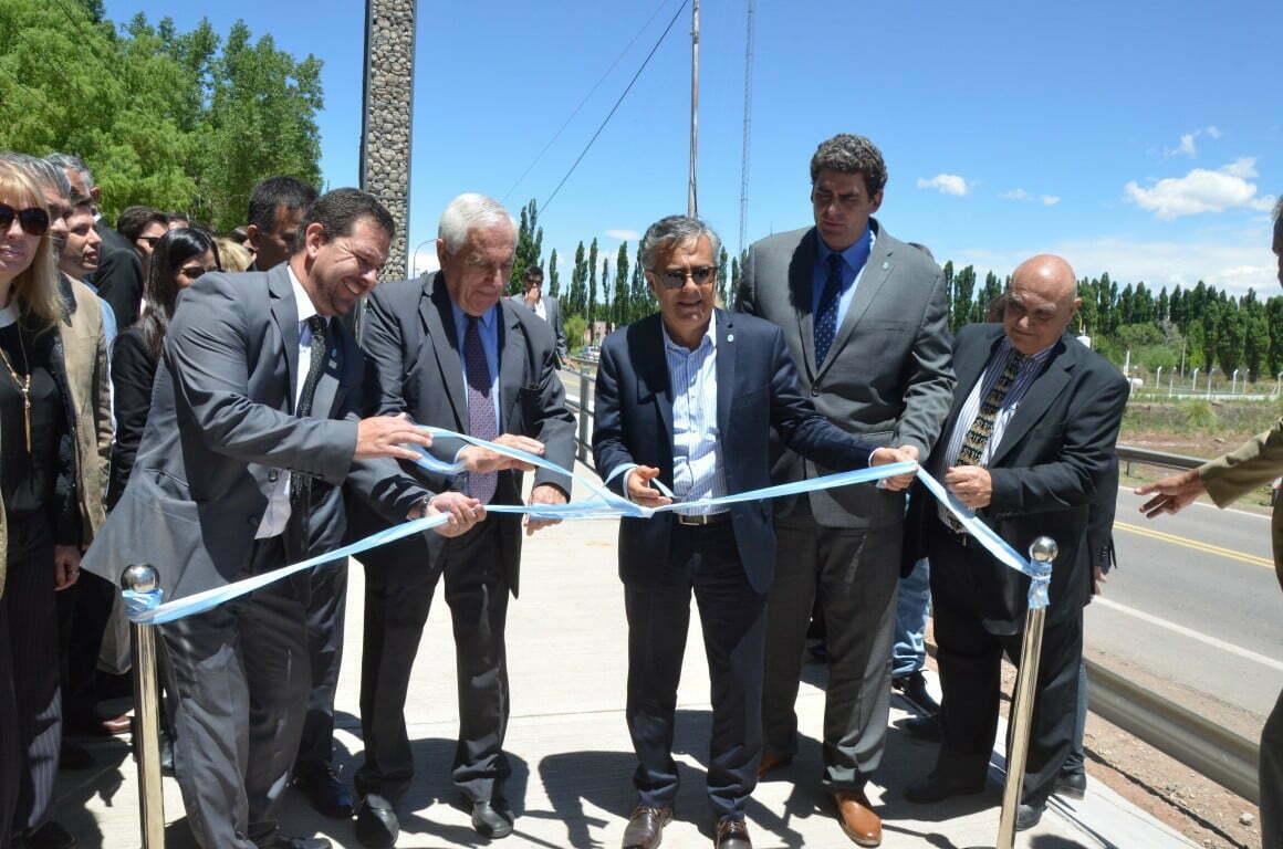 """Inauguración del Puente """"Arroyo La Bebida"""""""