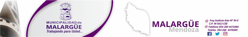 Municipalidad de Malargüe